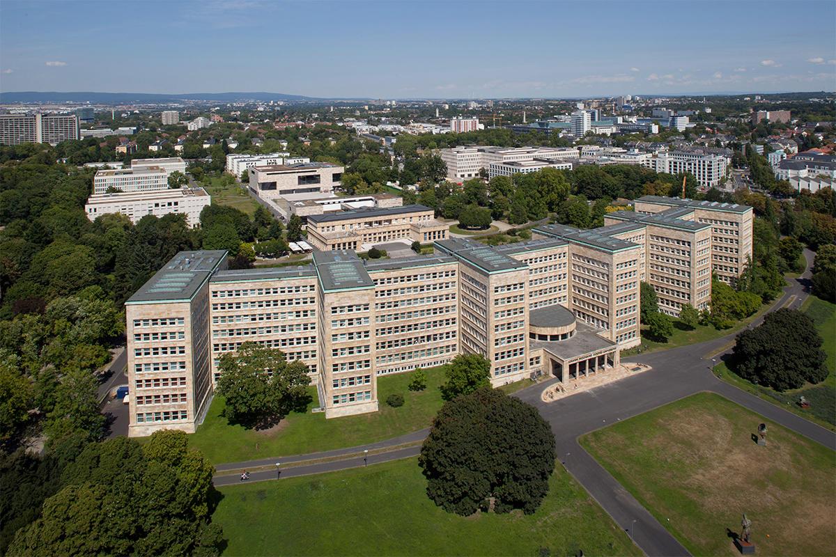 Goethe Uni Frankfurt Am Main